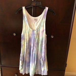 Very cute tie dye dress